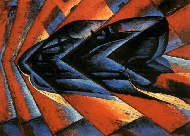 O que foi o Futurismo na Arte?