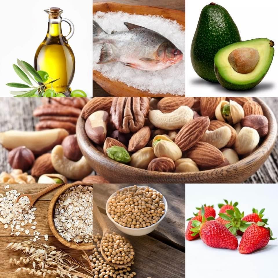 A Força da Notícia: Confira os sete alimentos que ajudam no controle do Colesterol