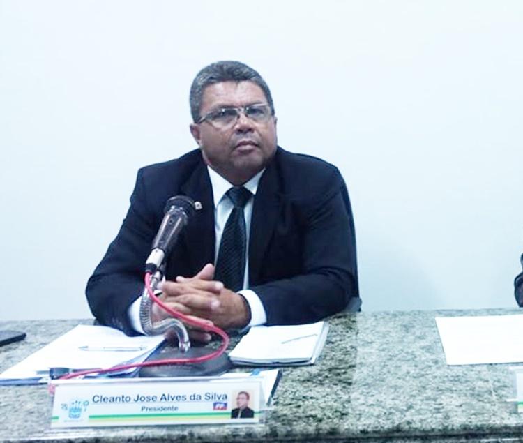 Vereador condenado por compra de votos tem mandato suspenso pela Justiça