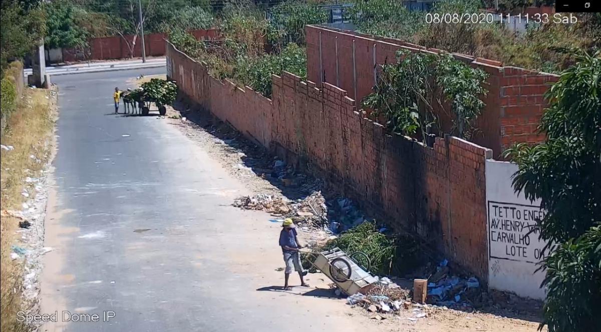 Autuações por descarte irregular de lixo aumentaram em 82% no mês julho