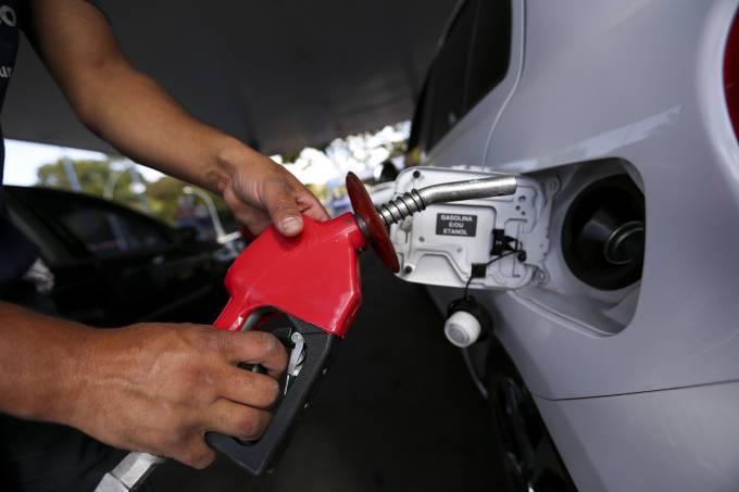 Preços da gasolina e diesel voltam a subir