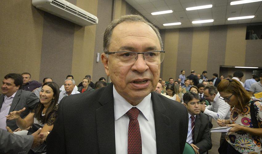 Secretário Antonio Neto é internado após sofrer AVC em Teresina