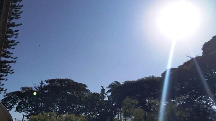 Cidades do Piauí devem ficar com umidade do ar abaixo de 20%