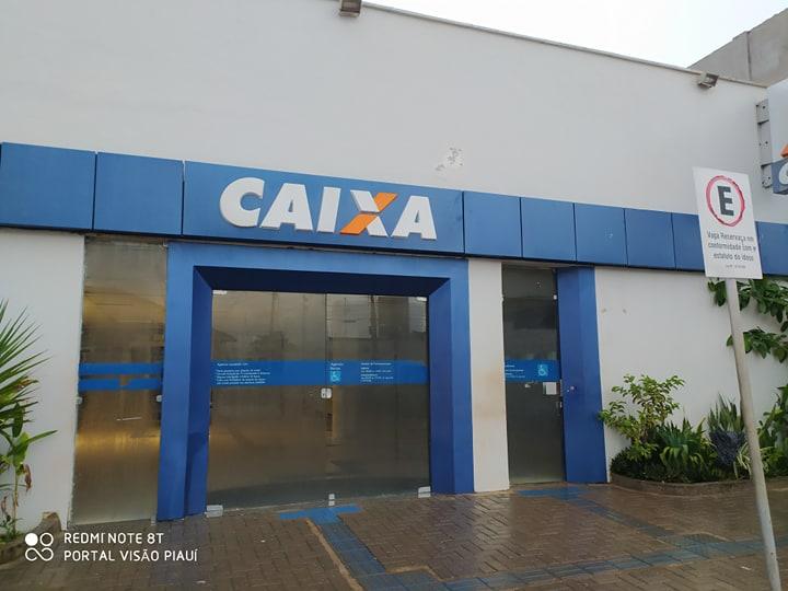 Agências da Caixa no Piauí abrem neste sábado para saque do Auxílio