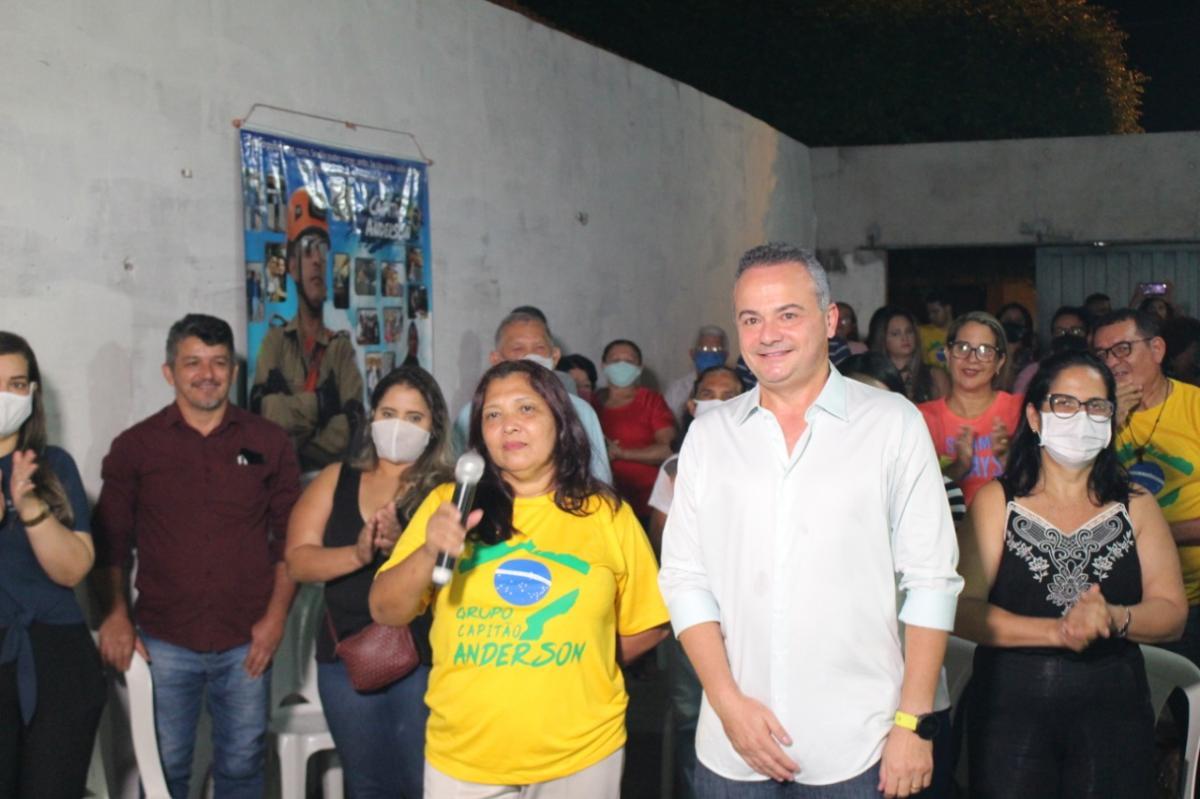 Valter Alencar inicia a 2º fase da pré-campanha em Teresina
