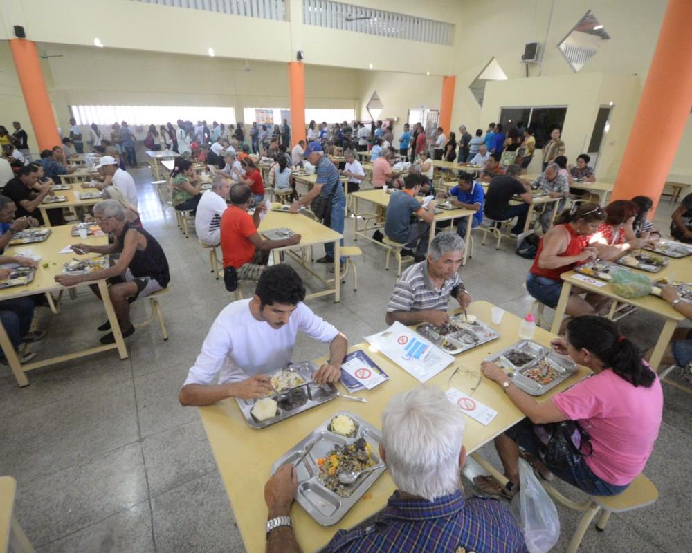 Restaurante Popular de Teresina reabre nesta quarta-feira em Teresina