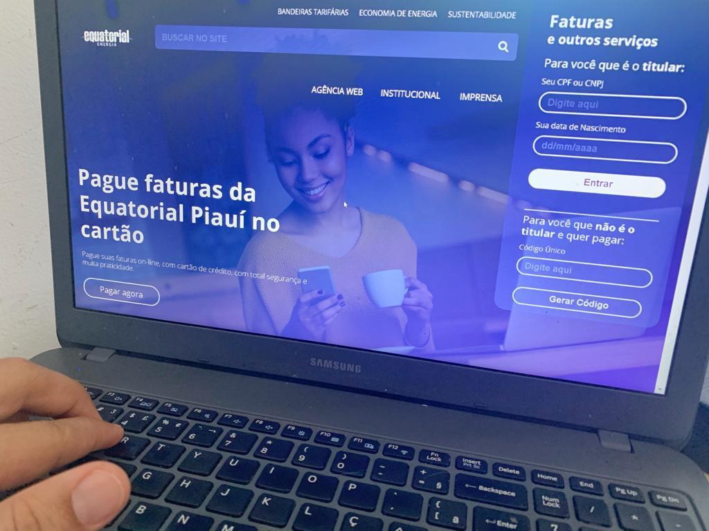 Atendimento em Casa: Conheça o novo site e aplicativo da Equatorial Piauí