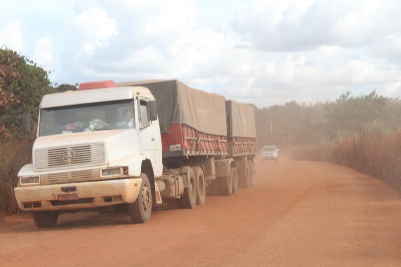 Produtores enfrentam dificuldades no Cerrado piauiense por descaso do Governo Estado