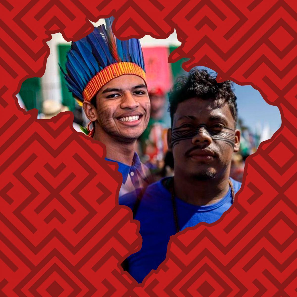 A resistência indígena contra o apagamento da história