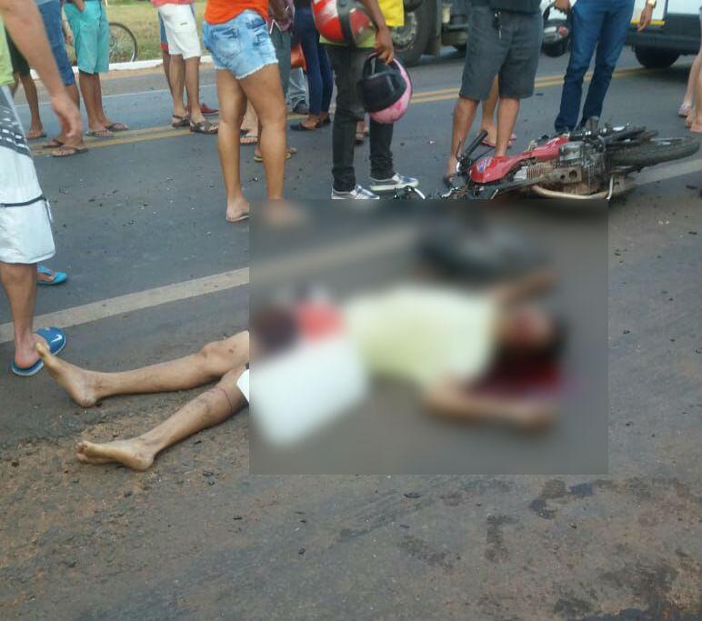 Jovem motociclista morre em acidente no trecho urbano da BR-316