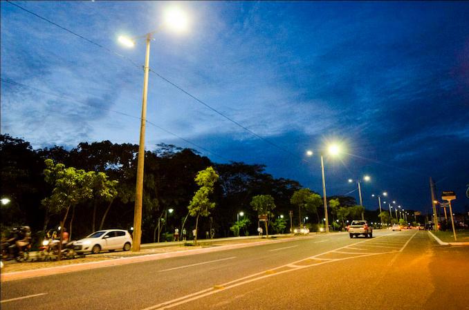 Prefeitura de Teresina inicia primeira PPP que beneficia setor de iluminação pública