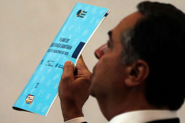 TSE lança protocolo de saúde para eleições municipais