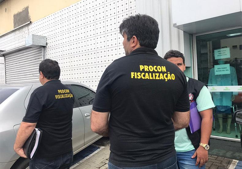 Procon realiza fiscalização de preços abusivos nos supermercados de Teresina
