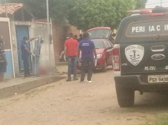 Sargento da Polícia Militar do Piauí e esposa são mortos durante assalto