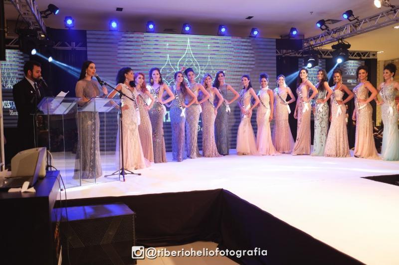 Coluna A Força da Notícia - Cobertura do Concurso Miss Piauí Be Emotion 2018