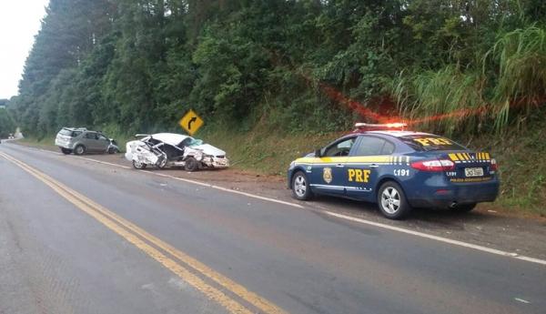 Operação da PRF registra 16 acidentes e duas mortes nas rodovias do Piauí