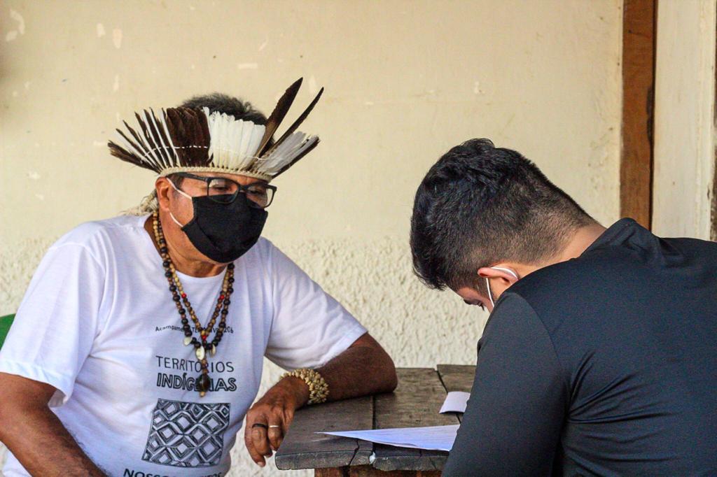 Trabalho de reconhecimento de povos indígenas no Piauí retoma em novembro