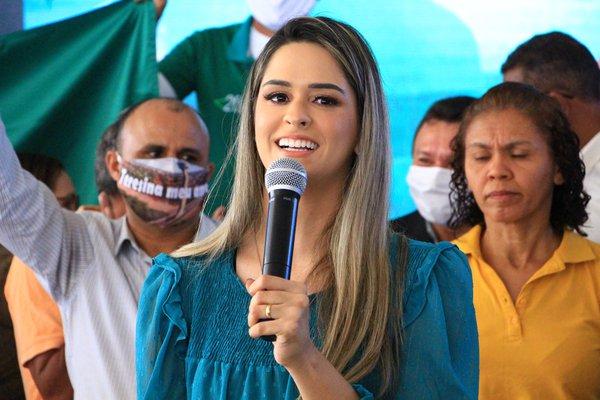 Gessy Fonseca propõe plataforma de participação popular para um gestão inclusiva em Teresina