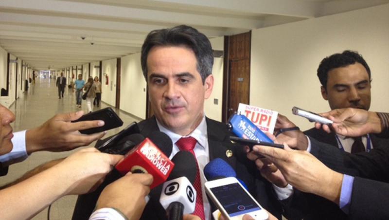 Ciro Nogueira volta do exterior e vai prestar depoimento à Polícia Federal