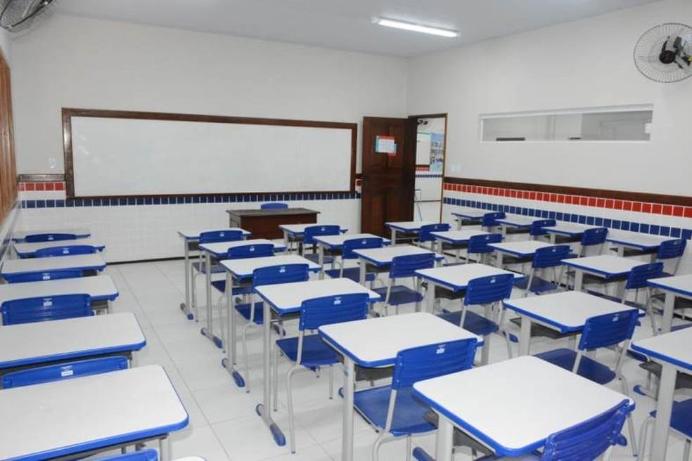 Retorno das aulas presenciais volta a ser suspenso para alunos do 3º ano no Piauí