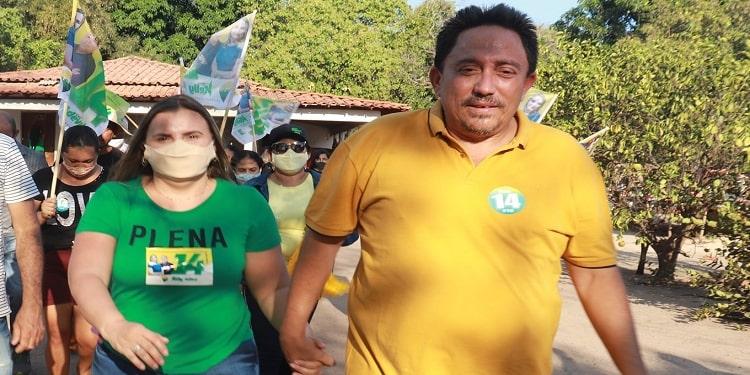 Prefeito de Agricolândia e esposa pagam fiança e são liberados