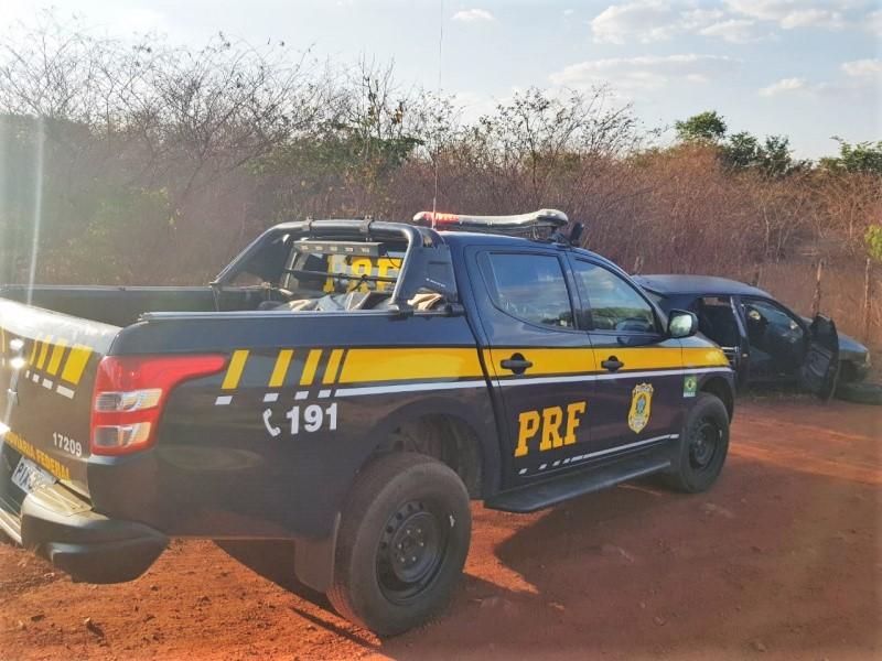 Homem sem habilitação é preso por dirigir embriagado na BR-316