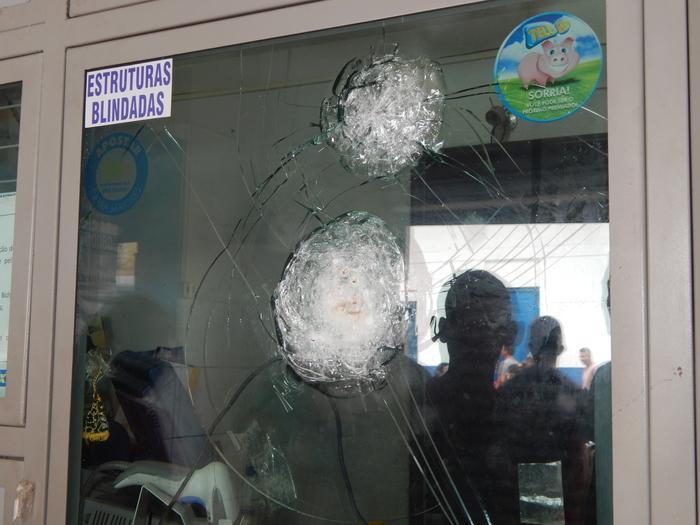 Casa Lotérica sofre tentativa de assalto em Beneditinos