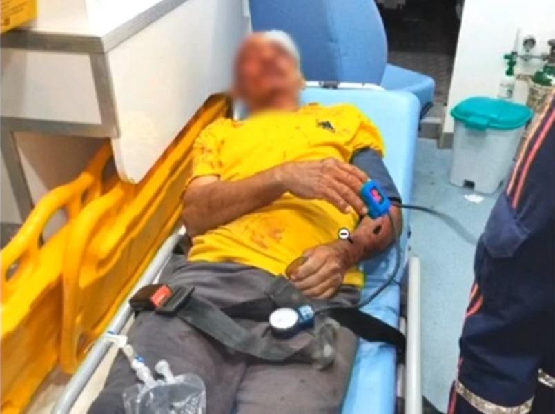 Homem é espancado por assaltantes no litoral do Piauí
