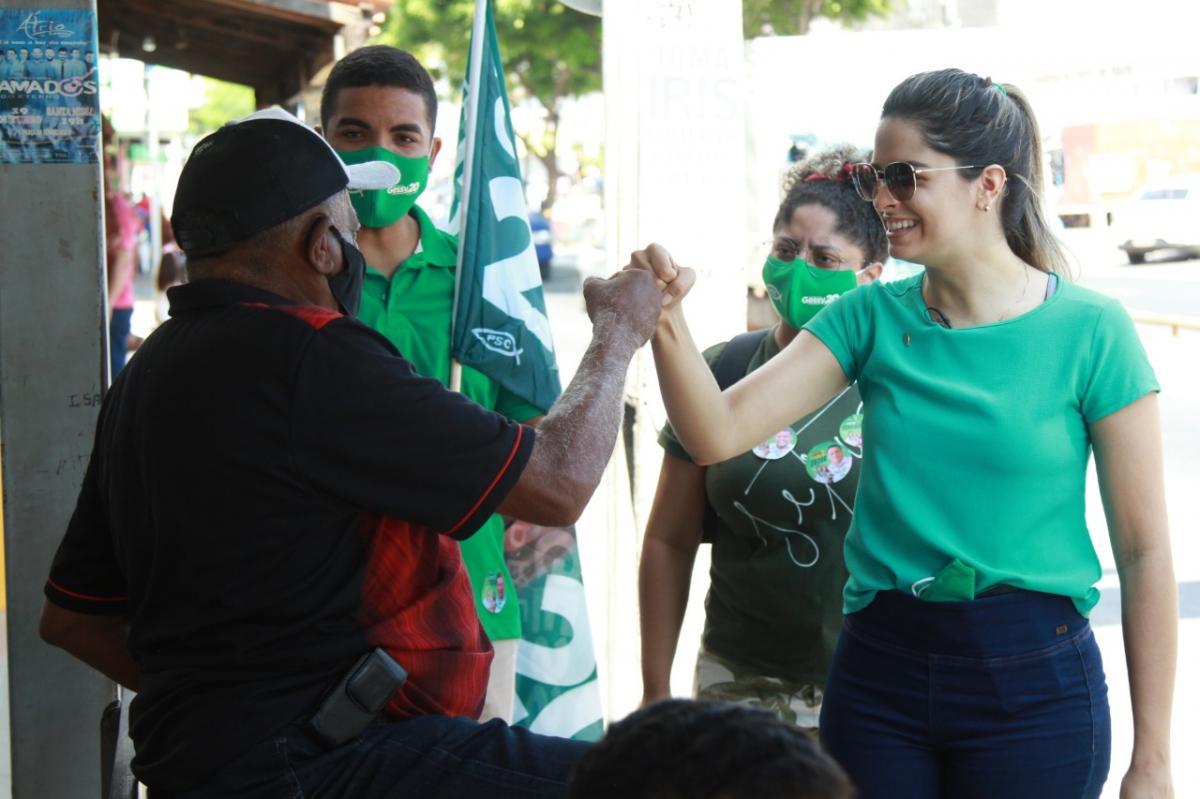 Gessy Fonseca promete construir e melhorar em até 30 mil moradias em Teresina