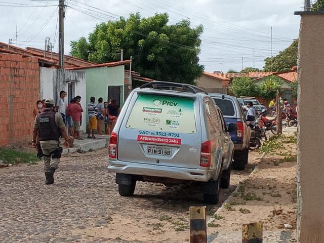 Homem é assassinado a tiros próximo ao IML em cidade do Piauí
