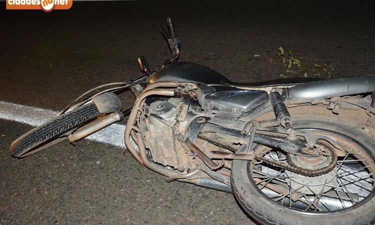 Motociclista morre em acidente na BR-407, em Patos do Piauí