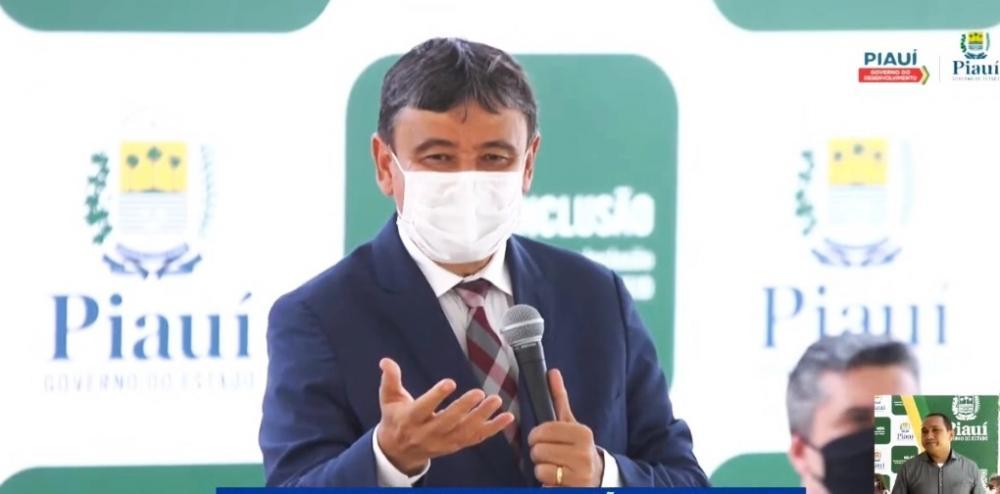 Governador afirma que o Piauí voltará a ter Lei Seca no próximo fim de semana