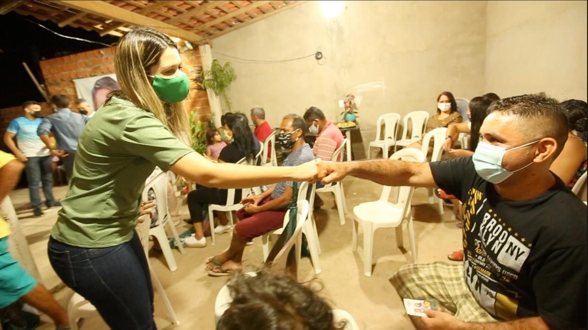 Gessy Fonseca pontua em pesquisa e promete ser a surpresa das eleições de Teresina