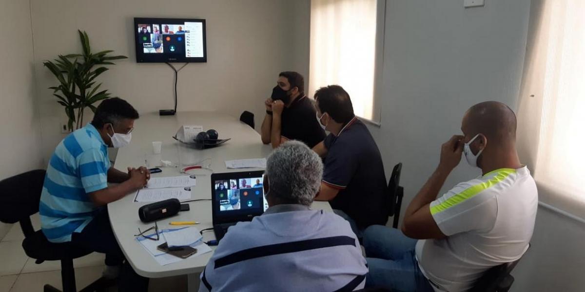 Federação de futebol do Piauí anuncia retomada do campeonato piauiense