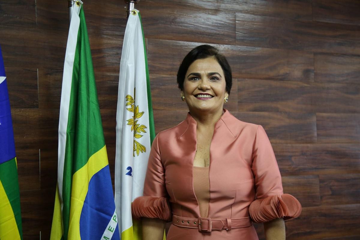 Desembargadora Liana Ferraz é eleita nova presidente do TRT-22
