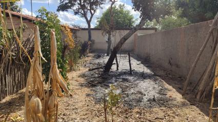 Idoso é esfaqueado por vizinho após atear fogo em terreno no Piauí