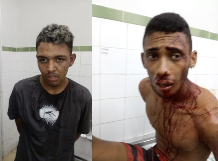Bandidos invadem casa e fazem família refém no bairro Aeroporto