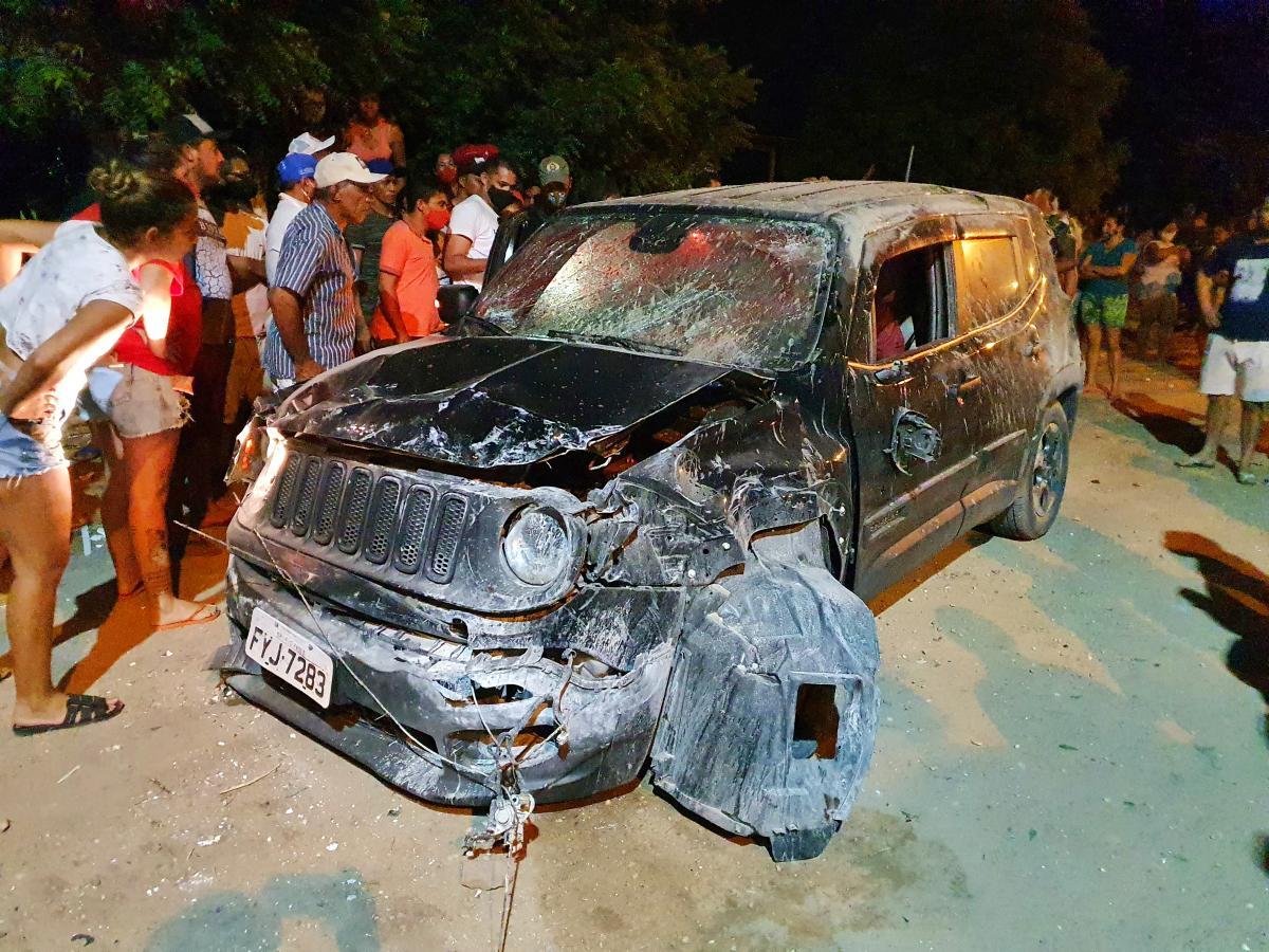 Dois homens são executados após perseguição no Piauí