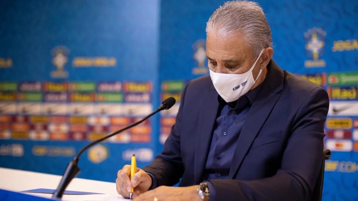 Conmebol divulga os horários dos próximos jogos da seleção brasileira pelas eliminatórias