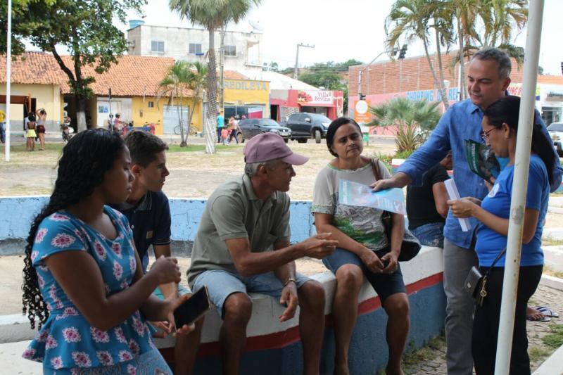 Valter Alencar viaja pelo Cerrado e constata o descaso do Governo com a região