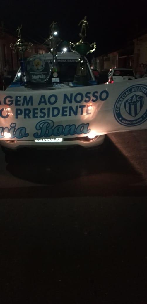Morre ex-presidente do Comercial Atlético Clube