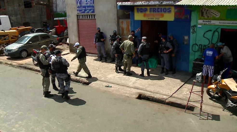 Homem mata criminoso depois de reagir a assalto em Teresina
