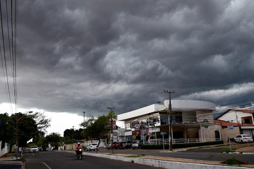 Piauí tem previsão de chuvas até sexta-feira, diz Semar