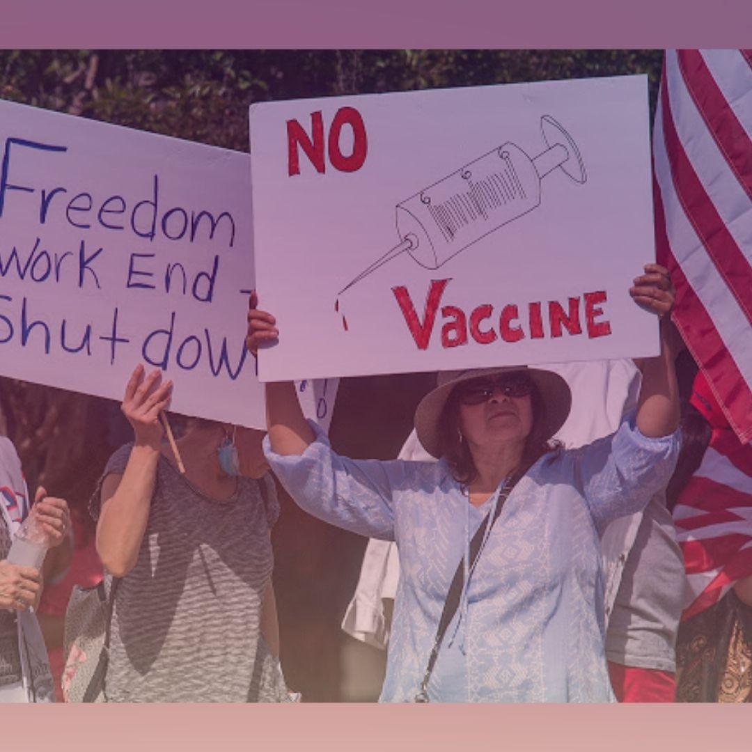 A Revolta da Vacina de novo?