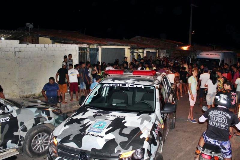 Operação prende dono de casa de show e conduz mais de 60 menores para Central de Flagrantes em Teresina