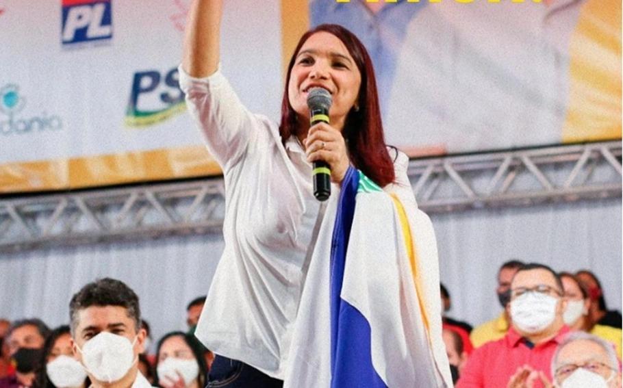 Dinair Velosos é eleita a nova prefeita de Timon