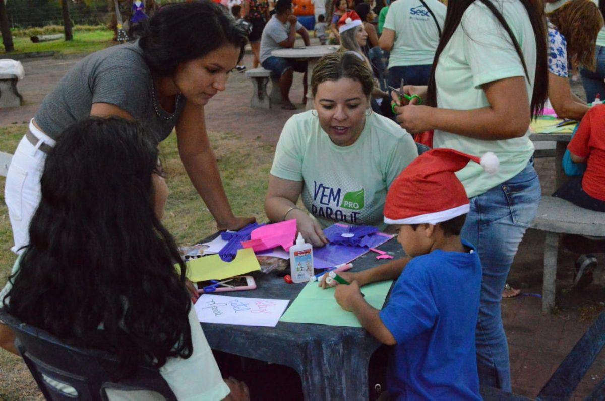 """""""Diversão com Saúde"""": quinta edição do Vem pro Parque promoverá lazer e cidadania com cuidados voltados à saúde dos teresinenses"""
