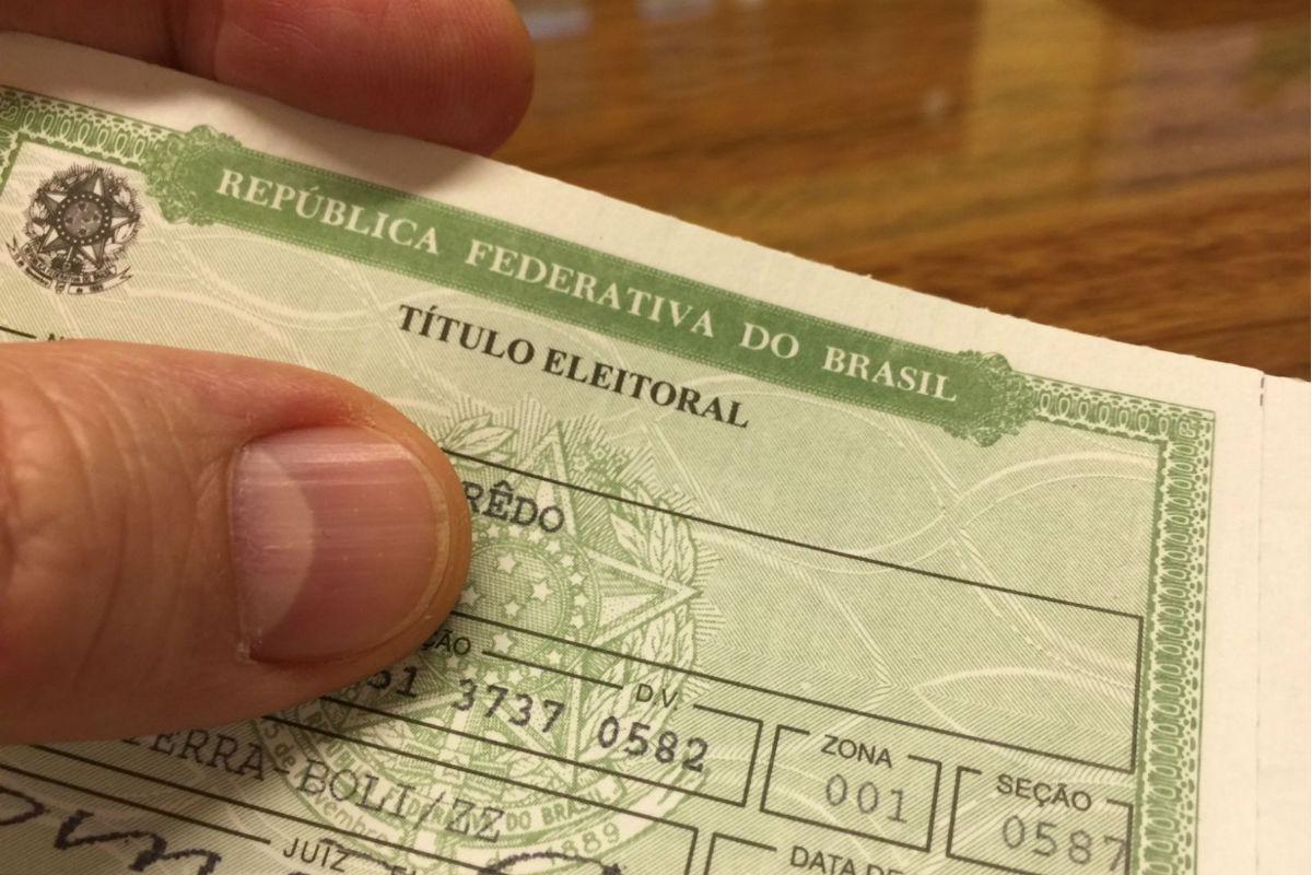Eleitor tem 60 dias para justificar ausência no primeiro turno