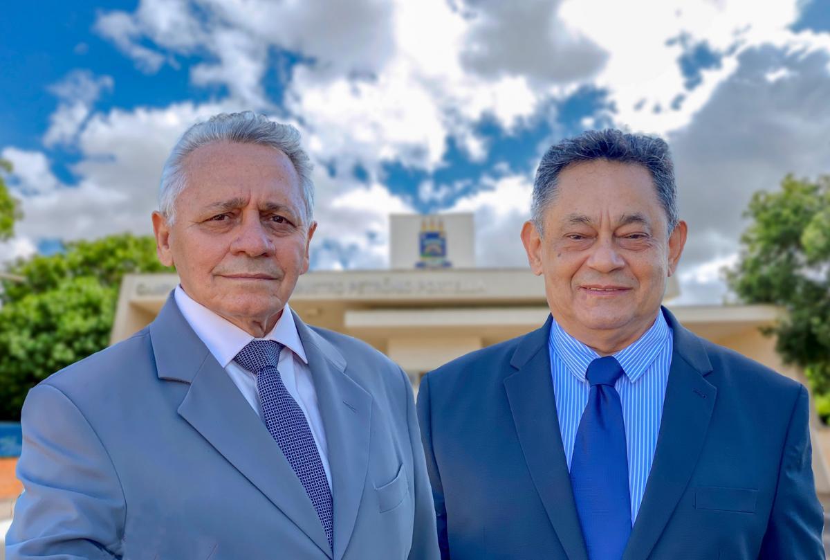 Nomeação de Gildásio Guedes como reitor da UFPI é publicada no Diário Oficial