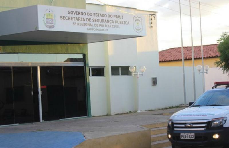 Homem é preso suspeito de matar vizinha a pauladas em Campo Maior